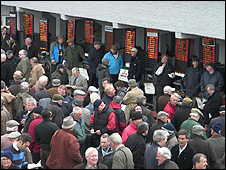 Betting at Clonmel races