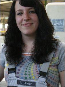 Sarah Hollinger