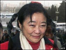 Nina Wang, Beijing 2001
