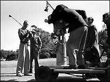 BBC golf coverage in 1939