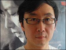 Chinese film director Lu Chuan
