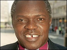 Archbishop of York Rt Rev John Sentamu