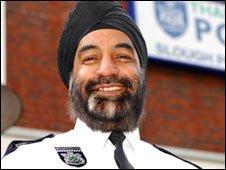 Sgt Kashmira Singh Mann