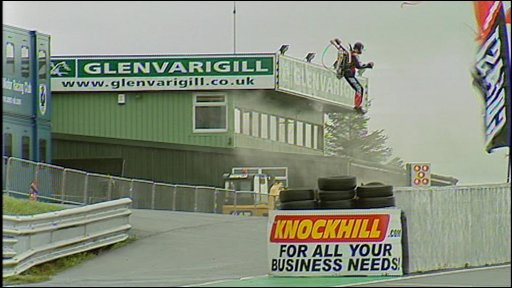 Jetpack at Knockhill