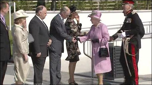 Queen in Banbridge