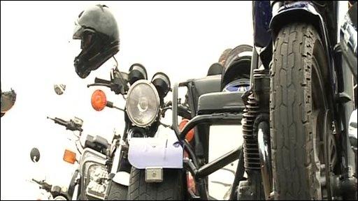 Japenese Vintage motocycle club