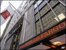 Wells Fargo office