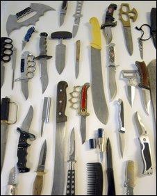 Knives, BBC