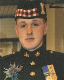 Cpl Sean Binnie