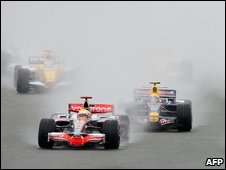 2008 British Grand Prix at Silverstone