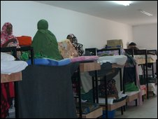Women in detention at Ta' Kandja