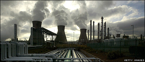 Grangemouth refinery (Getty Images)