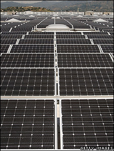 PV panels (Getty Images)