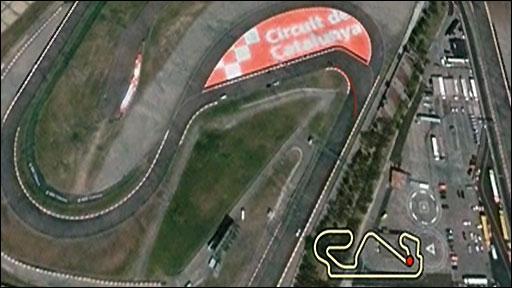 Tour the Circuit de Catalunya