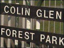 Colin Glen Forest Park