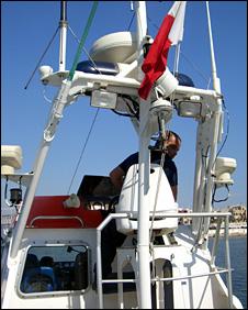 Maltese navy vessel