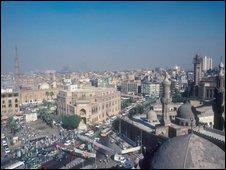 Cairo skilne (archive image)