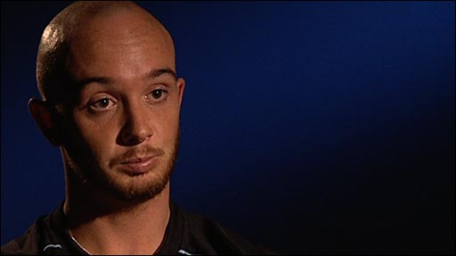 Man City midfielder Stephen Ireland