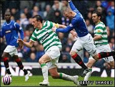 Rangers 1-0 Celtic