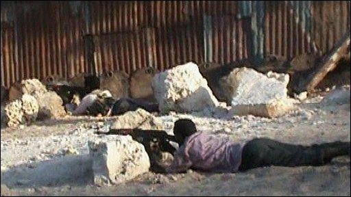 Mogadishu clashes