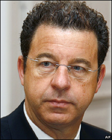 Serge Brammertz (5 May 2009)
