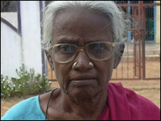 Mrs Paravathamma