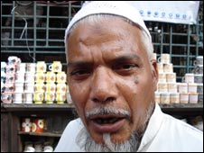 Shopkeeper Rahman