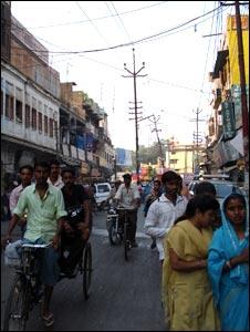 Moradabad street