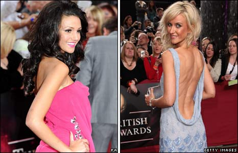 Michelle Keegan and Katherine Kelly