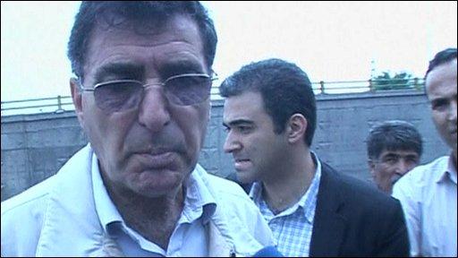 Reza Saberi