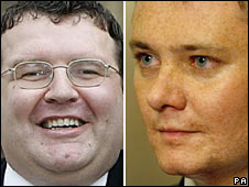 Tom Watson and Iain Wright