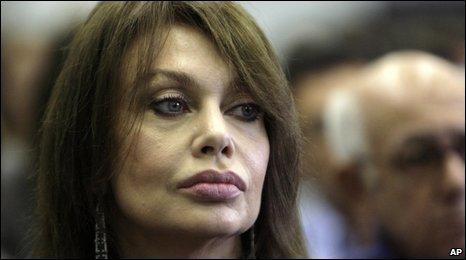Veronica Lario in 2008