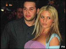 Pop star Dane Bowers and Jordan