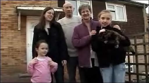 Maycock family