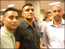 Bal Johal, Surjit Rai and Gee Punia