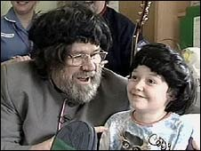Ricky Tomlinson at 2008 launch