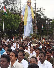 Image of Karunanidhi