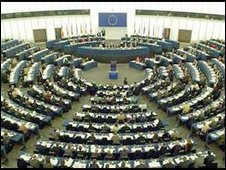 A new European Parliament will be drawn up in June