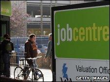 A Jobcentre in Swindon
