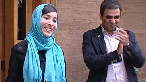 Freed journalist Roxana Saberi