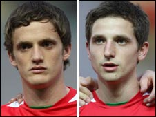 Andy King and Joe Allen