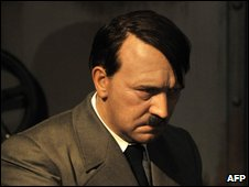 The controversial waxwork of Hitler in Berlin