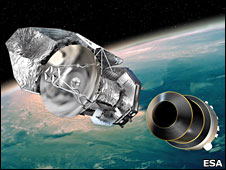 Herschel separation (Esa)