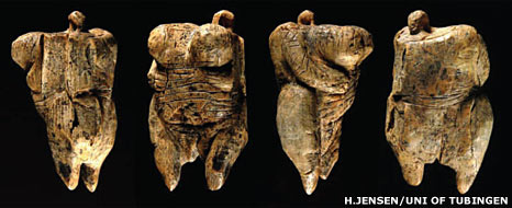 Venus of Hohle Fels (H.Jensen; University of Tubingen)