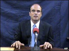 Rodrigo Rosenberg in an undated video alleges that Preident Colom ordered his murder