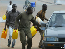 Nigerian fuel black-market [file photo]