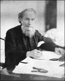 NSPCC founder Benjamin Waugh
