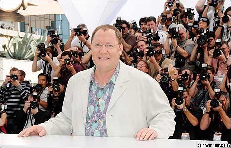 Up executive producer John Lasseter