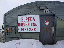 Eureka weather station