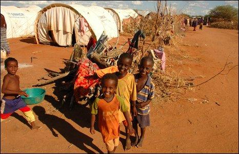 Dadaab kids